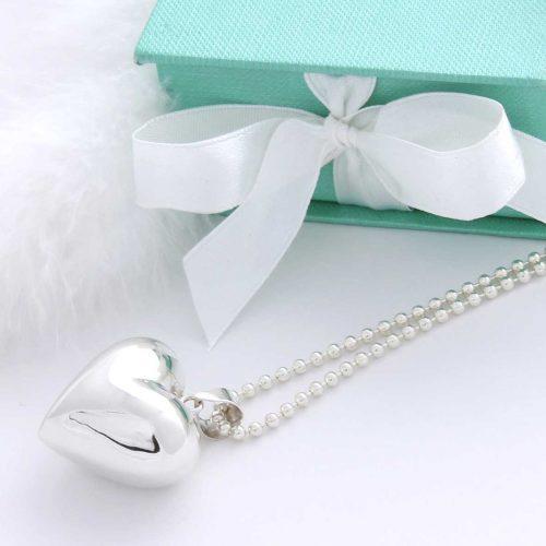 large love heart chime harmony ball sentimental gift pregnancy