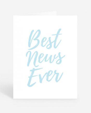 new baby card australia best news ever
