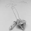 magic marble stone necklace harmony ball pregnancy