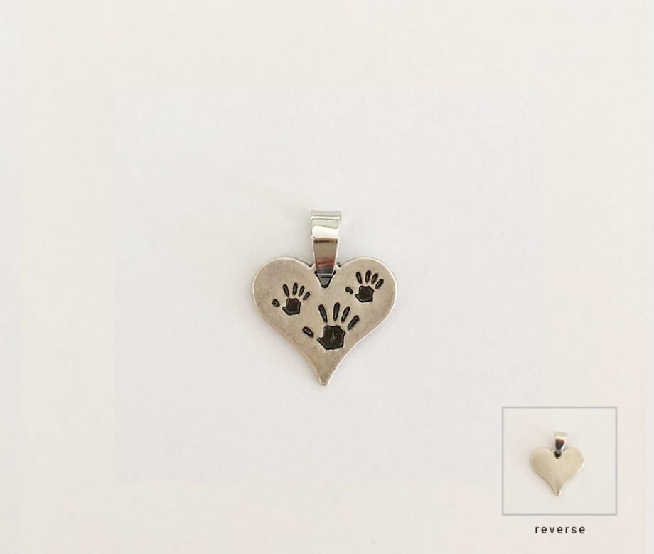 twins pregnant multiples necklace charm gift 1