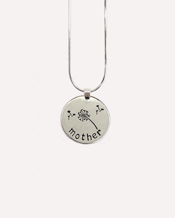 mother charm mum to be necklace pendant 1