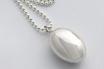 harmony ball pendant necklaces