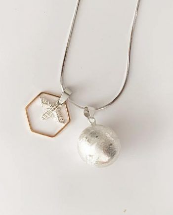 honey harmony ball pregnancy necklace 1