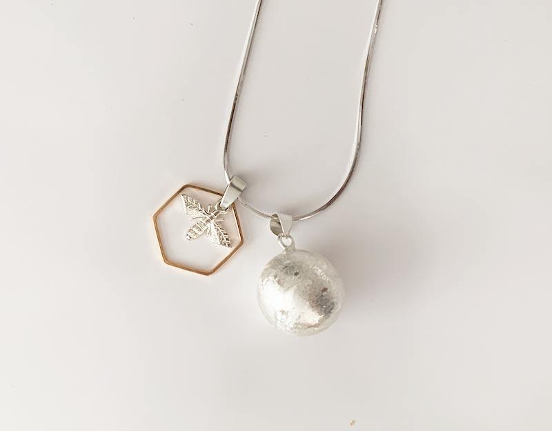 honey harmony ball pregnancy necklace 1
