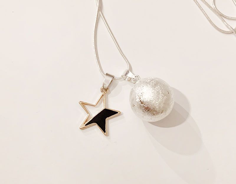 duotone sirius star necklace pendant 1